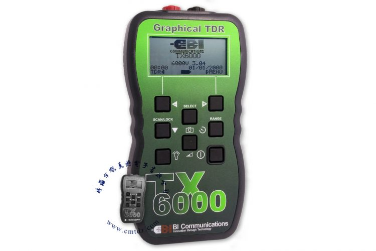 TX6000电缆故障分析仪