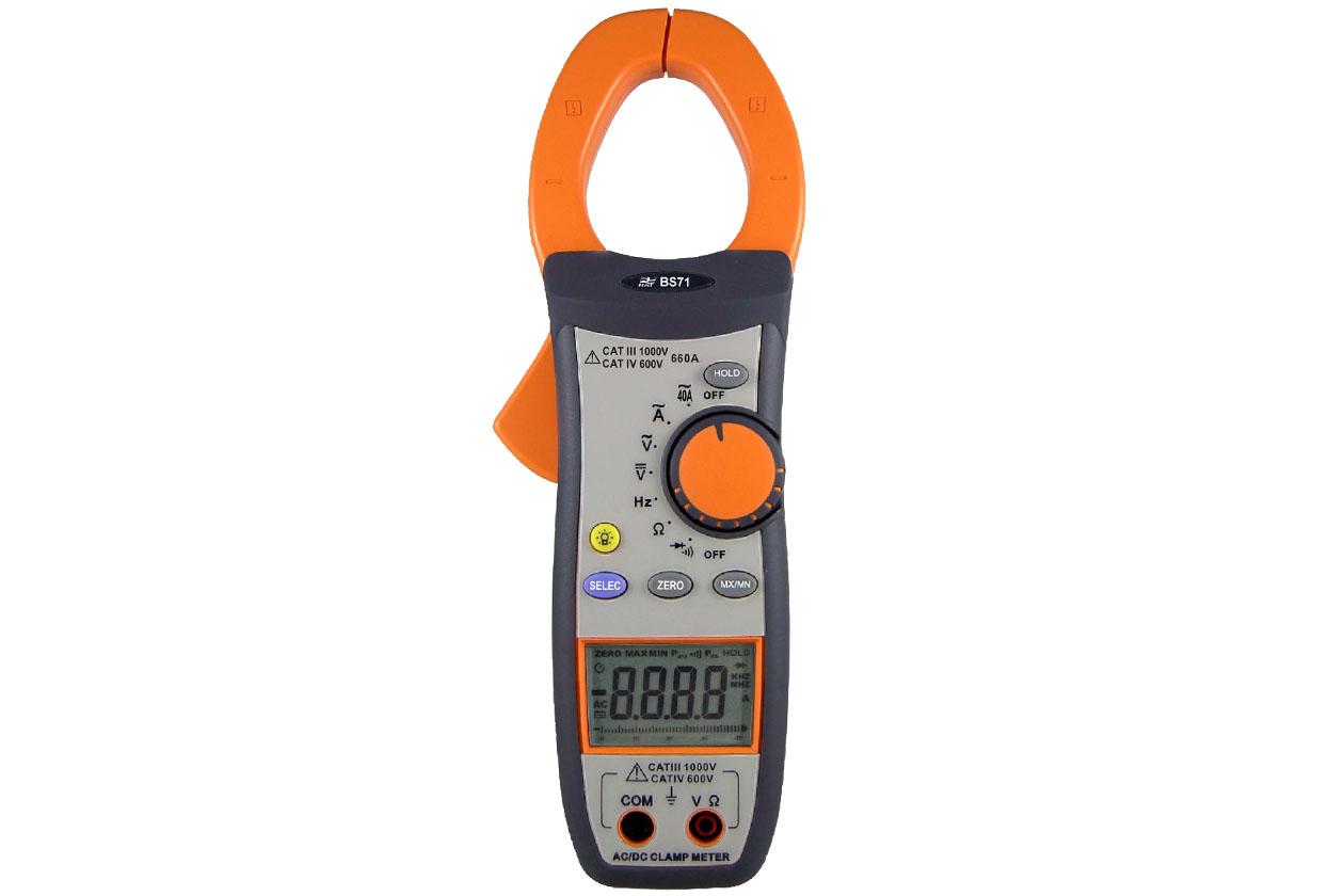 BS71 660A多功能交流钳表