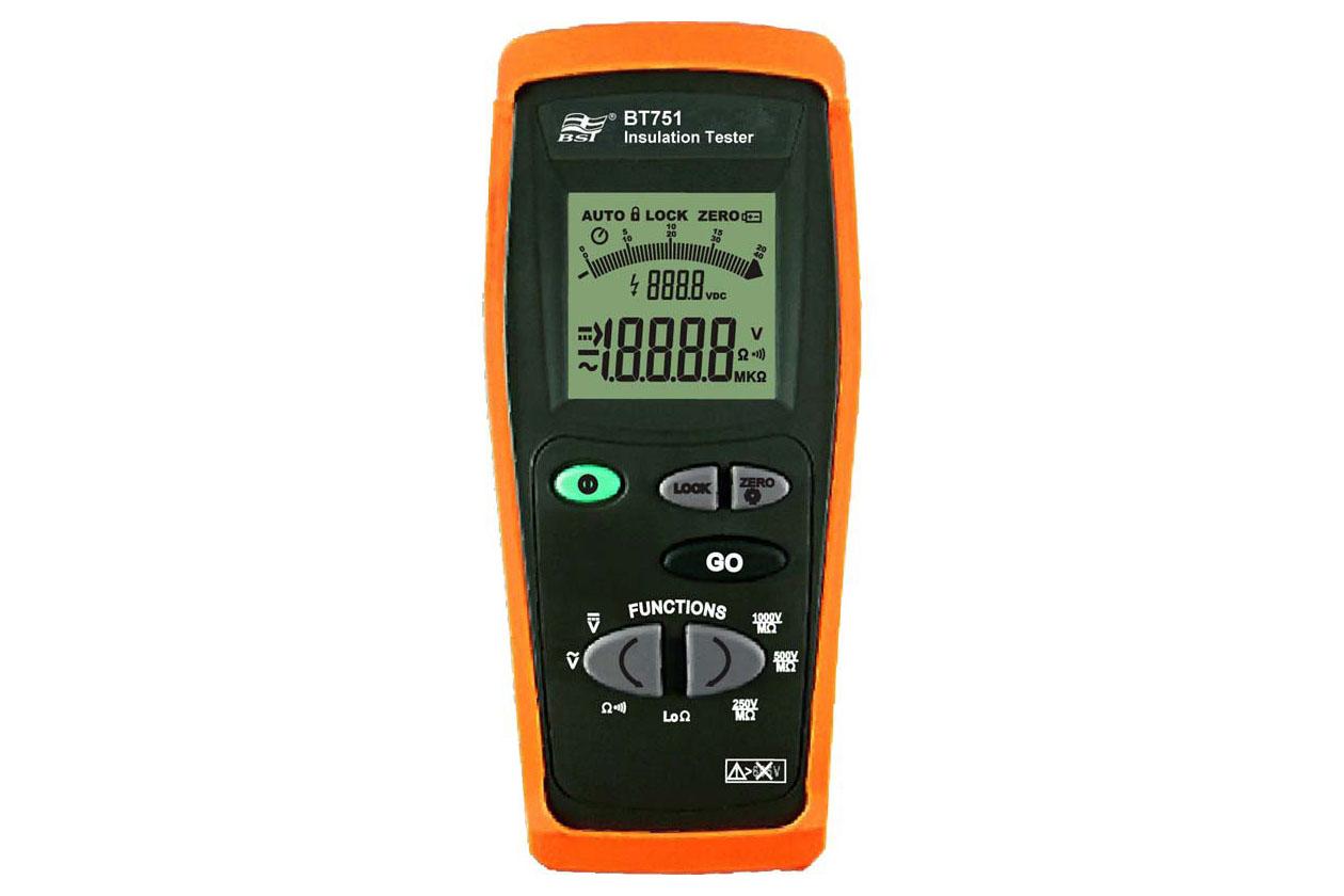 BT751 1000V绝缘电阻测试仪