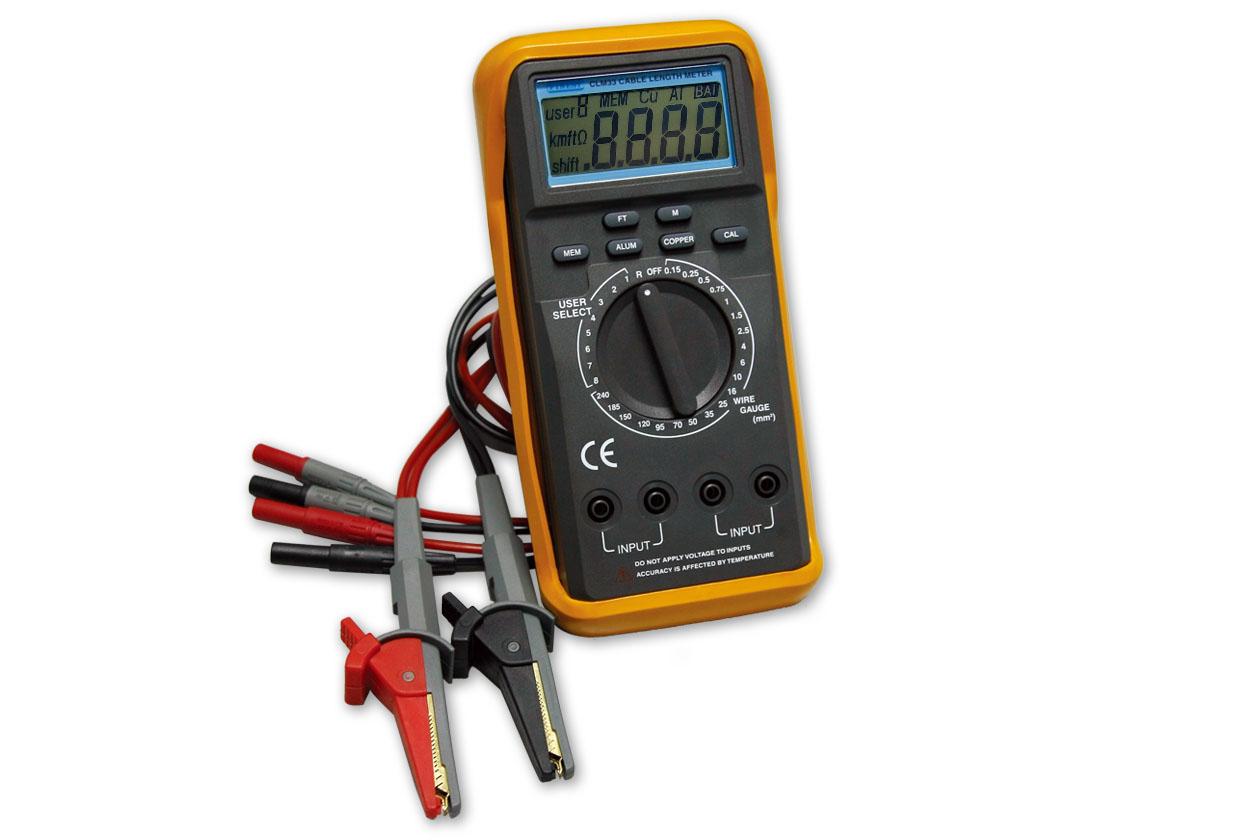 CLM33电缆长度测量仪