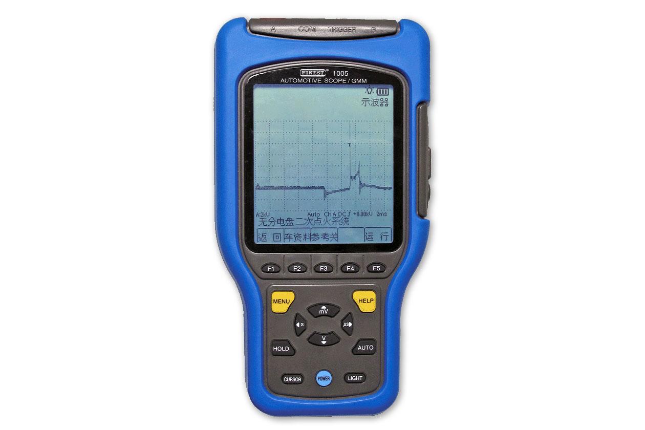 F1005全功能汽车故障诊断示波器