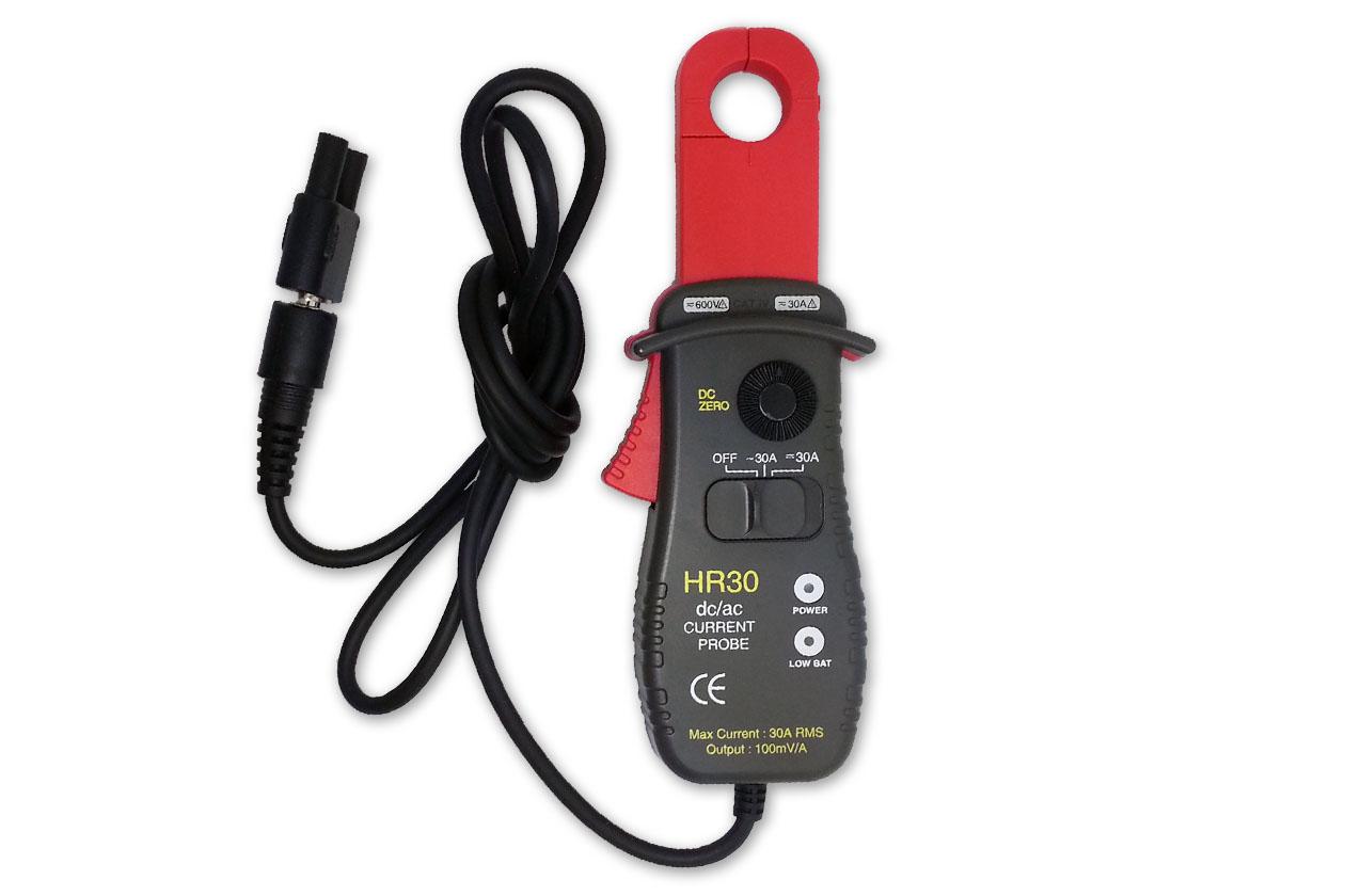 HR30交直流30A高精度示波器电流钳