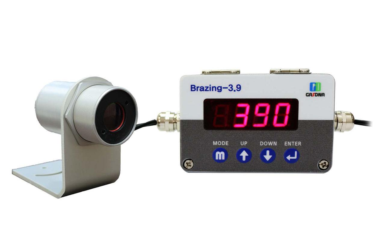 Brazing3.9在线红外测温仪