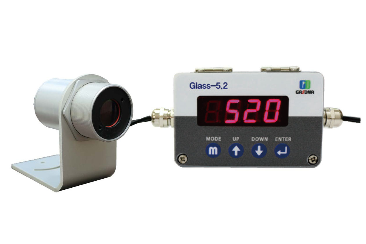 Glass5.2在线红外测温仪