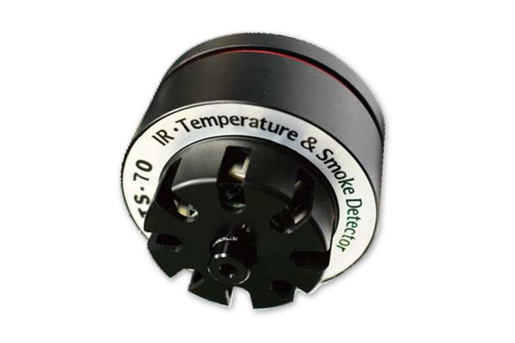 TS70工业级红外测温烟雾探测器