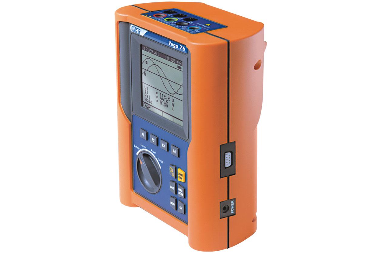 VEGA76电力质量分析仪
