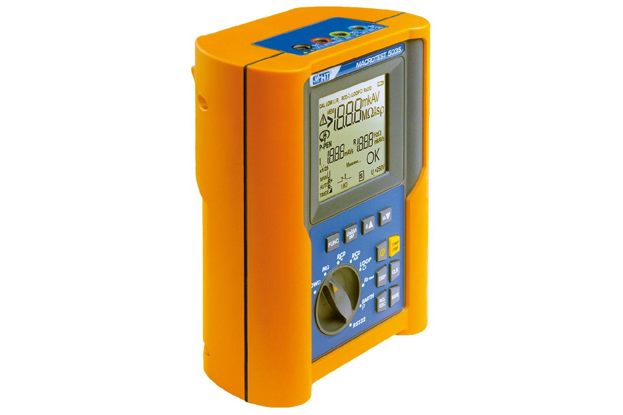 HT5035多功能电力安装测试仪
