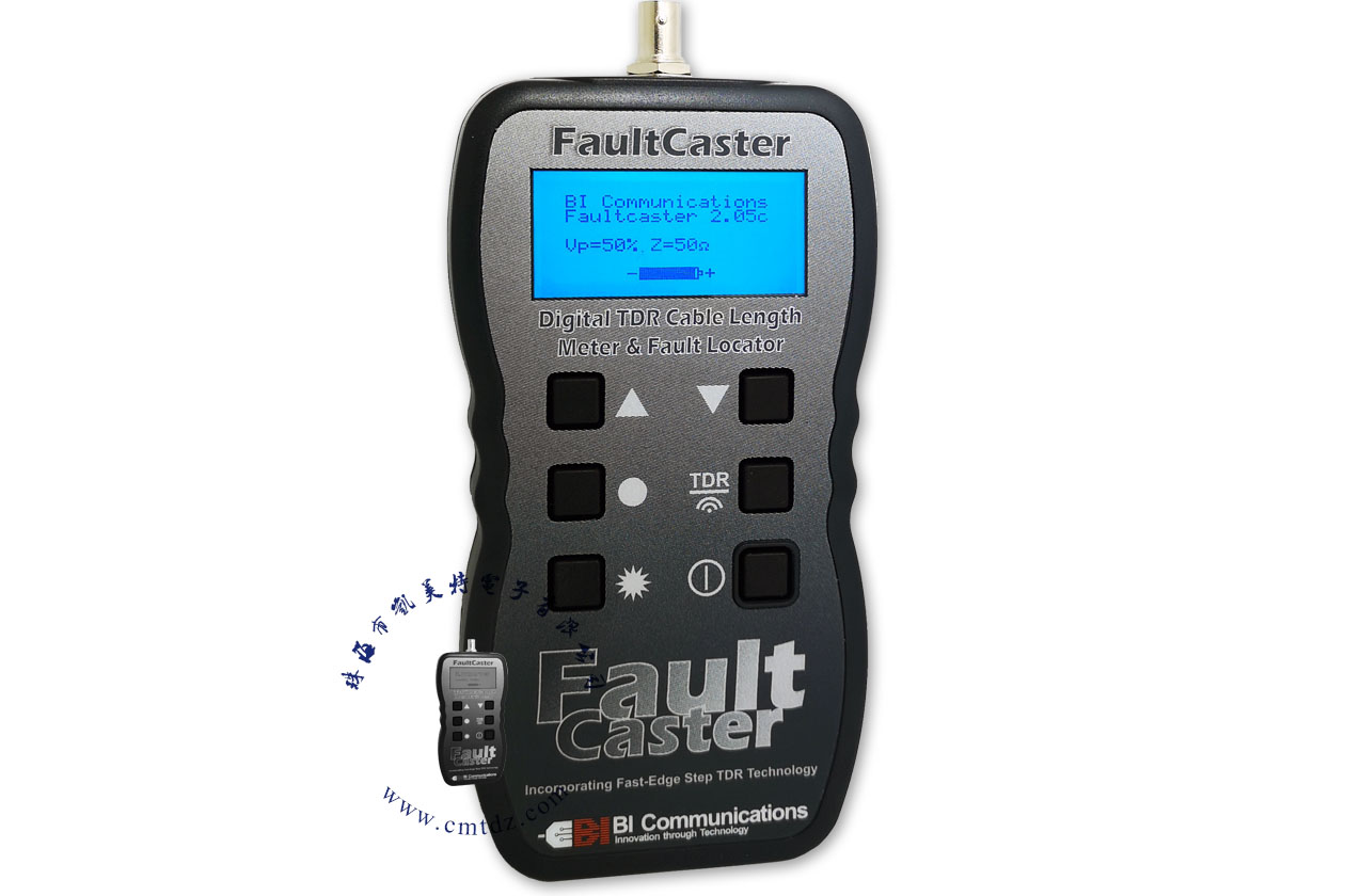 FaultCaster电缆长度测量|断点/短路点定位仪